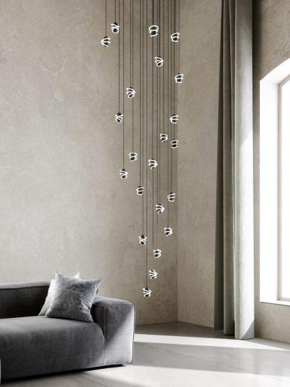 Ampoule LED Dimmable CURLI