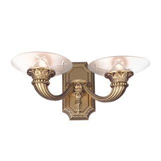 Applique Murale 2-Lampes ARENA