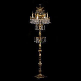 Lampadaire BENYAMIN BIS 6-Ampoules