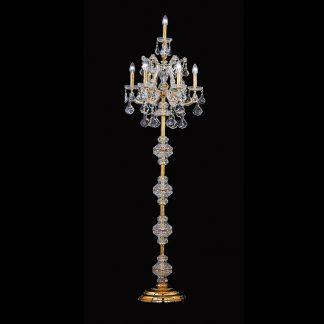 Lampadaire FARNAZ 7-Ampoules